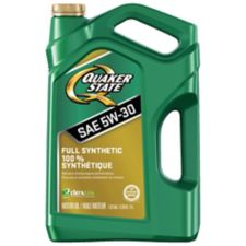 Quaker state ultimate durability syntheticengine oil 5 l for Quaker state motor oil history