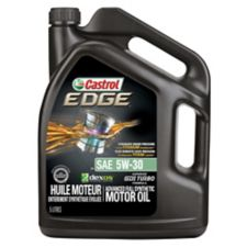 5w20 Vs 5w30 >> Castrol EDGE Synthetic Motor Oil, 5-L | Canadian Tire