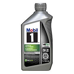 Canadian Tire Mobil 1 Advanced Fuel Economy 0w 20