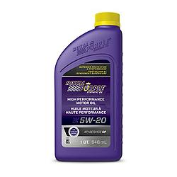 Canadian Tire Royal Purple Synthetic Motor Oil Customer