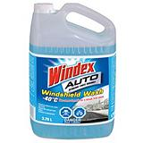 Windex Auto -40º Windshield Wash