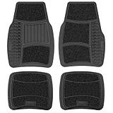 Michelin 4-piece Rubber Car Mat Set