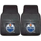 Edmonton Oilers Car Mat Set, 2-pc