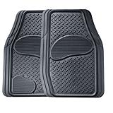 2-piece Diamond Plate Truck/SUV Mat Set