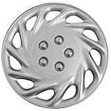 Silver-Lacquer Wheel Cover KT858