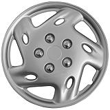 Silver Chrome Wheel Cover KT900