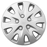 Silver Wheel Cover KT321