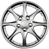 Gun-Metal Wheel Cover KT976