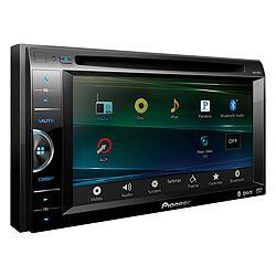 Pioneer avh 200bt car stereo