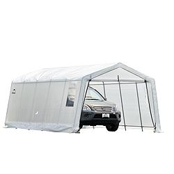Canadian tire clearview car garage 11x16x8 ft customer for Garage bc automobile chateauroux