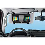 Auto Trends CD Visor with Mirror