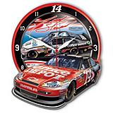 NASCAR Tony Stewart Wall Clock