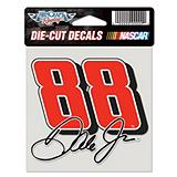 NASCAR Die-cut Dale Earnhardt Jr. Decal