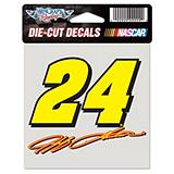 NASCAR Die-cut Jeff Gordon Decal