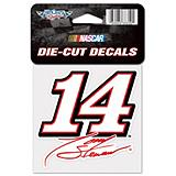 NASCAR Die-cut Tony Stewart Decal