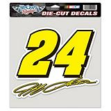 NASCAR Die-cut Jeff Gordon Large Decal