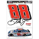 NASCAR Dale Earnhardt Jr. Decal 2-pack