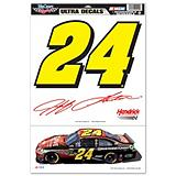 NASCAR Jeff Gordon Decal 2-pack