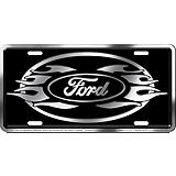 Ford Stamped License Place