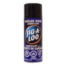 jig a loo garage door lubricant 311g canadian tire. Black Bedroom Furniture Sets. Home Design Ideas
