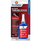 Permatex Red Permanent Strength Thread Locker