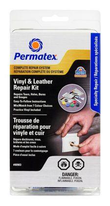 Trousse De R 233 Paration Permatex Vinyle Et Cuir Canadian Tire