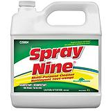 Nettoyant d�sinfectant tout usage Spray Nine