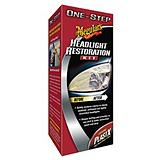 Meguiar's® Headlight and Clear Plastic Restoration Kit
