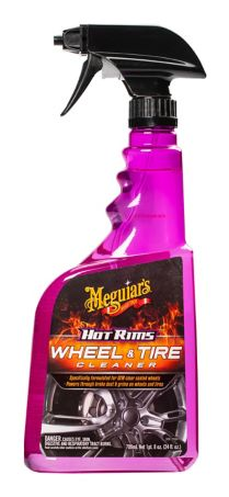 Meguiars Hot Rims Wheel Cleaner