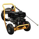 Diamond 3800 PSI Professional Gas Pressure Washer