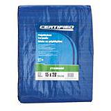 Pit Stop Multi-Purpose Tarpaulin, Blue