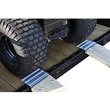 Extruded Aluminum Ramp Plate, 8-in.