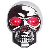 Skull Hitch Cover Brake Light