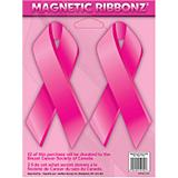 Breast Cancer Awareness Magnetic Ribbon