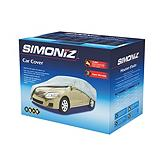 Simoniz Small Deluxe Indoor/Outdoor Car Cover