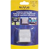 NuVue 1.5x4-in (3.8x10.2cm) Safety Tape
