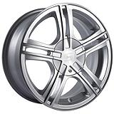Sacchi S62 262 Rim in Hypersilver with Machined Face