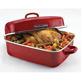 KitchenAid 18-inch Roaster with Lid