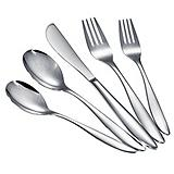 Venicia Cottage Flatware Set, 20-pc