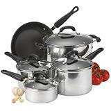 KitchenAid 9-piece Non-stick Cookset