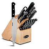 Cuisinart Knife Set, 15-Pc