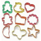 Wilton Cookie Cutter Set, 9-piece