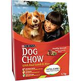 Purina Lamb & Rice Dog Chow, 7.2 kg.
