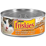 Purina Friskies Chunks, Beef