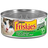 Friskies Cat Food, 156g