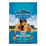 Purina� Puppy Chow� Brand Puppy Food, 8 kg.