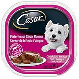 Cesar Select Dinners Dog Food, Porterhouse...