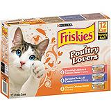 Friskies Poultry Lovers Variety Pack