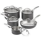 KitchenAid Biclad Cookware Set, 10-pc