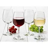 Libbey Wine Party Goblet Set, 12-Pcs